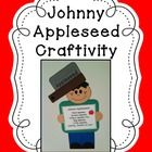 Celebrate Johnny Appleseed Day or add this writing craftivity to your apple unit for a colorful classroom or bulletin board display!