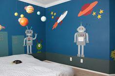 robot walls we ♥ this! calabresegirl.com