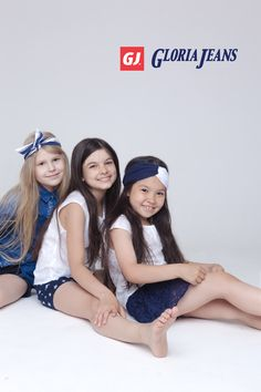 Style by me.    Ph Natalie Kogan.    Producer Mariya Elizarova.  Models PK Management for GLORIA JEANS