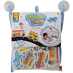 ALEX Toys Rub a Dub Stickers for the Tub Beep Beep >>> To view further for this item, visit the image link. (This is an affiliate link) Bathtub Walls, Bip Bip, Alex Toys, Bath Toys, Toy Sale, Pretend Play, Projects, Christmas 2015, Christmas Ideas