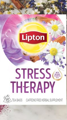 Stressed with work or your long to-do list? Relax and rewind with Lipton's Stress Therapy Caffeine-free Herbal Supplement. Healthy Smoothies, Healthy Drinks, Smoothie Recipes, Healthy Snacks, Healthy Eating, Healthy Recipes, Fruit Drinks, Yummy Drinks, Beverages