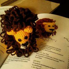 #lion #crochet #amigurumicrochet #amigurumi #oroszlán #sörény #catania by zsoanna1