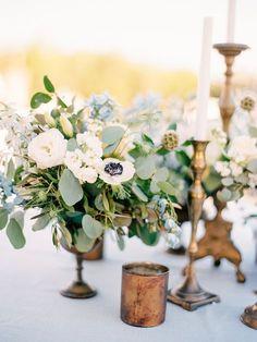 A Beach Wedding Designed With Organic Elegance