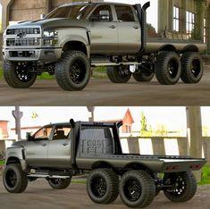custom trucks parts Lifted Chevy Trucks, Gm Trucks, Chevrolet Trucks, Diesel Trucks, Cool Trucks, Pickup Trucks, Dually Trucks, Kodiak Truck, Truck Flatbeds