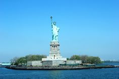 While i have been to New York many times, i have never had the chance to see the Statue of Liberty.  I would love to see the Statue someday because it is a historical land mark.