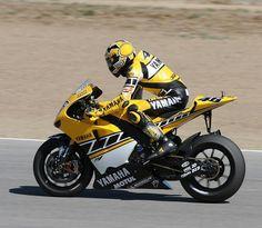 #46 Valentino Rossi Yamaha USA Design