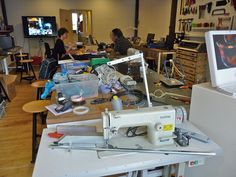 Makerspaces...