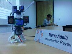 @PaikBot en las III Jornadas de Retórica Mexicana en IIFL-UNAM