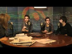 I Love This Interview... Is Very Funny, Cute, Beautfiul, Is Just Wonderful, Amazing (Adela Micha entrevista a IL VOLO)