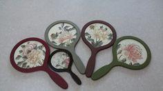hanji, paper craft, minhwa,한지공예,궁중거울