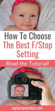 Love this photography tutorial on what to use. This is one of those photography lessons I wish I'd learned sooner. Click the link to learn a simple trick to get both eyes in without changing your camera settings. 101 How To Decide What Aperture To Use Dslr Photography Tips, Photography Tips For Beginners, Photography Lessons, Photography Business, Photography Tutorials, Photography Photos, Digital Photography, Amazing Photography, Learn Photography