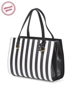 Dolce & Gabbana Made In Italy Leather Satchel