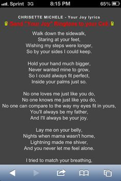 Always Be Your Baby By Natalie Grant