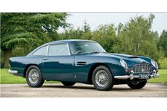 Paul McCartney's 1964 Aston Martin DB5 is expected to fetch $485,000-$615,000 when it crosses the auction block in London on October 31.