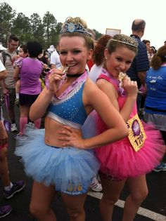 Disney Princess half marathon costume. I really want to run the Disney Princess half marathon in costume someday, probably as Belle :)