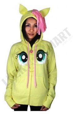 Sudadera My Little Pony Fluttershy P/ Niñas Varias Tallas - $ 1,550.00 en MercadoLibre