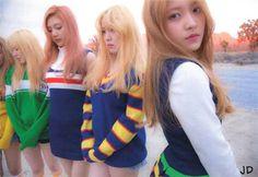 red velvet 'ice cream cake' era