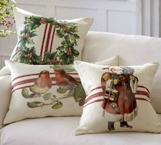beautiful cushions.