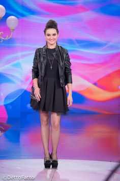 """Tutorial by Eleonora Albrecht on Tv programm """"Detto Fatto"""" 