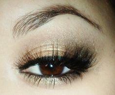 NAKED Smokey Eye Tutorial ~ That's So Renee