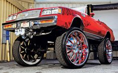 1985 buick regal lifted