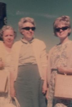 JESSIE CARRIER MAY , ANNA C MAY & ARLENE MAY