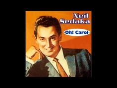 today 7-31 in 1959 Neil Sedaka is in the recording studio laying down the tracks for his soon to be hit song - 'Oh! Carol'