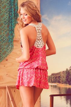 Maaji Swimwear 'Howling Songs' Swimsuit Cover Up by Maaji 2013 | The Orchid Boutique