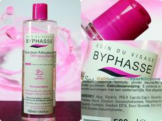 Review: Byphasse Solution Micellaire Demaquillante #beauty #review #byphasse #bbloggers #micellarwater