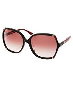 Missoni Oversize Rectangular Sunglasses