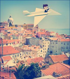 Lisbonne #PinpMyWeekend #Orange