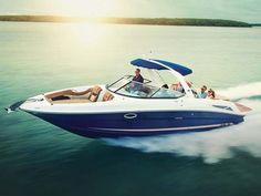 Sea Ray® 300 SLX: Sport Boat www. Jet Ski, Wakeboard Boats For Sale, Bayliner Boats, Ski Nautique, Boat Cleaning, Sea Ray Boat, Sport Boats, Deck Boat, Boat Engine