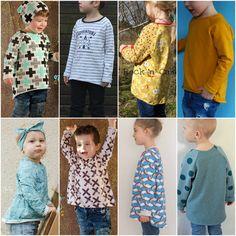 """**EmJo Shirt - Ebook**   - Sofort-Download -   **Ein Oversize-Shirt für coole Kids** Das """"EmJo Shirt"""" ist ein moderner, lässiger und minimalistischer Raglan-Schnitt für Jungen und Mädchen...."""