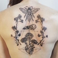 Pony Reinhardt, tattoo artist