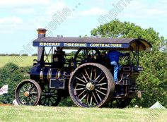 Burrell Traction Engine Keeling NO 1310 Steam Coal Haulage