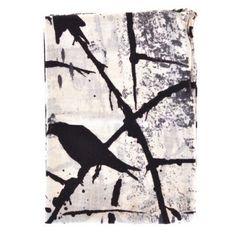 By Who Skjerf Bird Wild Black