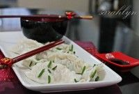 Easy Pork and Chive Dumplings! Entree recipe can be viewed here http://besthomechef.com.au/recipe/pork-and-chives-dumplings/