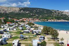 Camping Zablace - Baska, Island Krk #Baska #Zablace #camping #Krk #kampiranje