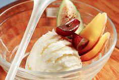 Παγωτό βανίλια με γιαούρτι.!! ~ ΜΑΓΕΙΡΙΚΗ ΚΑΙ ΣΥΝΤΑΓΕΣ