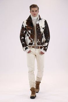 Male Fashion Trends: Ralph Lauren Fall/Winter 2016/17 Collection