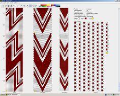 View album on Yandex. Bead Crochet Patterns, Bead Crochet Rope, Crochet Bracelet, Beading Patterns, Beaded Crochet, Loom Bracelet Patterns, Beaded Necklace Patterns, Beading Tutorials, Beaded Bracelets