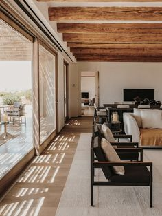 Family House in Formentera by GCA Architects – Design. Family House in Formentera by GCA Architects – Design. Architect House, Architect Design, Mediterranean Architecture, Mediterranean Design, Simple Living Room, Small Living, Living Room Trends, Living Rooms, Slow Living