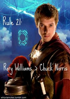 Rule Rory Williams > Chuck Norris I must agree. Chuck Norris never waited outside of a box for years<<< lol yes Rory beats Chuck Norris every time Doctor Who, Eleventh Doctor, Rory Williams, A Thousand Years, Science Fiction, Don't Blink, Chuck Norris, Matt Smith, Dr Who