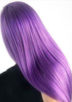 Prettiest Purple Delis Pastel Hair Crowns and colors 2019 Bright Purple Hair, Lilac Hair, Hair Color Purple, Hair Colors, Purple Satin, Purple Ombre, Types Of Hair Color, Hair Color For Women, Perfect Hair Color