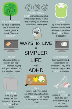 Strategies for Adults with ADHD - Gutidentity
