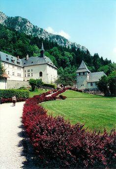 Chartreuse Monastery, Grenoble, France  http://www.pinterest.com/adisavoiaditrev/