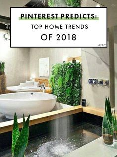 Pinterest predicts the top home trends of 2018. http://homeremodelinggrid.us/home-improvement-tips-that-lead-to-success-despite-a-lack-of-knowledge/