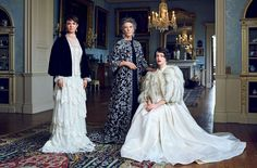 As Peter Morgan's The Crown grips the nation, Vogue explores our fascination with the royal family and asks: are they really so different to the rest of us? Queen Mother, Queen Mary, Queen Elizabeth, Crown Tv, The Crown Series, Crown Netflix, Save The Queen, Costume Shop, Bridesmaid Dresses