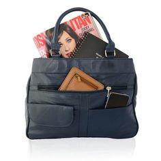 Crossbody Shoulder Johann Sebastian Bach Leather Sling Bag