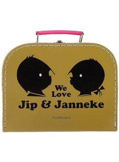 Jip en Janneke koffertje